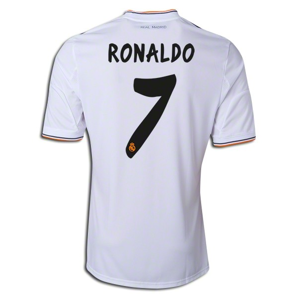 new product b173d 5896b Authentic Cristiano Ronaldo World Cup 2014 Portugal and Real Madrid Home  and Away Jerseys